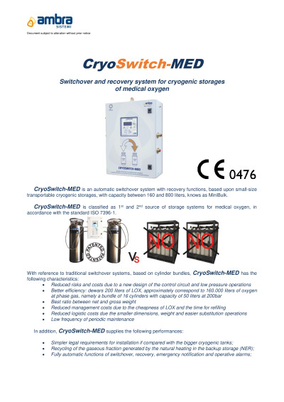 CRYOSWITCH-MED pre eng Edition1115 cover