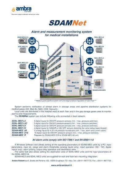 SDAMNET Hosp pre eng Edition1017 cover