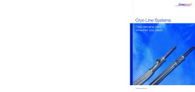 Cryo-Line-Systems 1085 EN cover