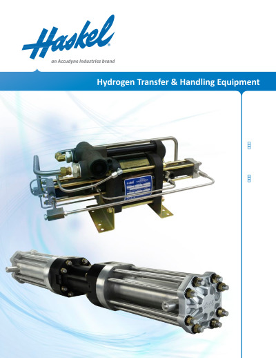 Haskel-Hydrogen-Transfer-Compression-Specialists cover