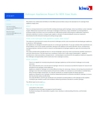 Kiwa-Hydrogen-Appliance-Supply-Chain-Report cover