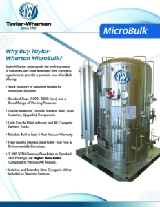 Microbulk TW sell sheet -R cover
